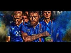 Icelandic football team image